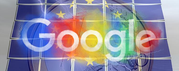 Google boete EU