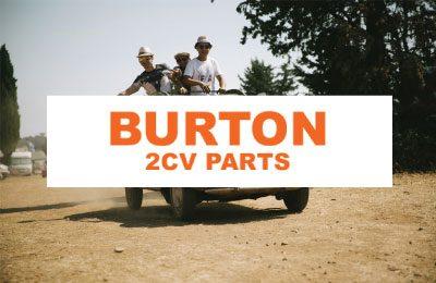 Burton 2CV parts succes story